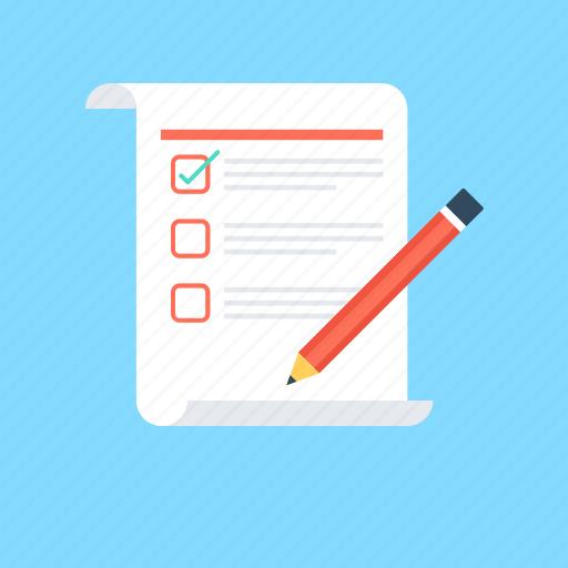 checklist, survey, vote, voting, voting survey icon