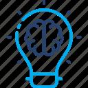 brain, creative, development, ideas, mind, thinking, thoughts icon