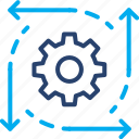 consolidation, data, entirety, incorporation, integration, management, solidarity icon