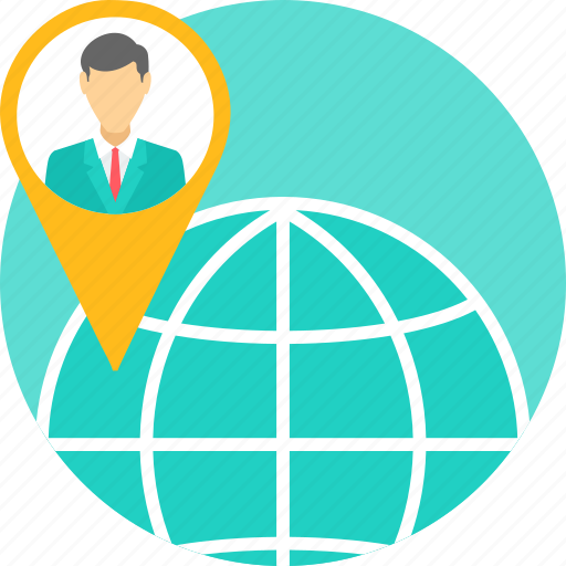 client, country, gps, location, map, navigation icon