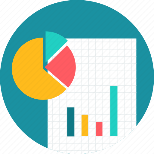 analytics, business, financial, graph, report, statistics icon