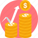 market, money, growth, sales, revenue, currency, payment