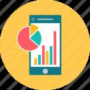 report, analytics, chart, graph, growth