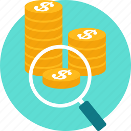 bank, cash, coin, currency, financial, money, payments icon