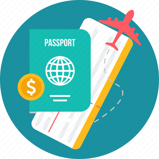 id, id card, id proof, identity, passport, travel icon