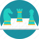 strategy, business, chess, game, management, plan