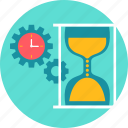 clock, stopwatch, timer, schedule, hourglass, time, commerce