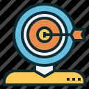 customer, goal, marketing, audience, seo, target