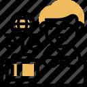 code, ethics, lawyer, legislation, courthouse icon