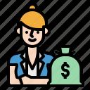 avatar, consultants, money, professional, secretary