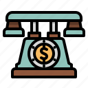 call, cost, phone, technology, telephone icon
