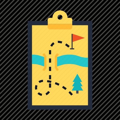 aim, business, goal, plan, strategic, strategy, trip icon