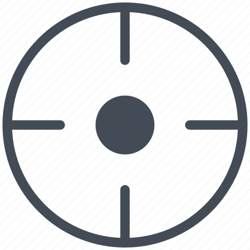 aim, business, finance, marketing, solution, success, target icon