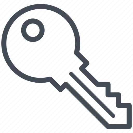 access, business, key, office, password, secure, solution icon