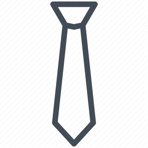 business, clothing, fashion, office, suit, tie, wear icon