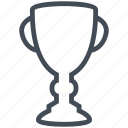 achievement, award, business, cup, prize, success, winner icon