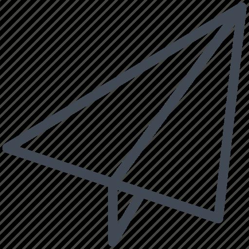 business, destination, goal, paper plane, plane, seo, target icon
