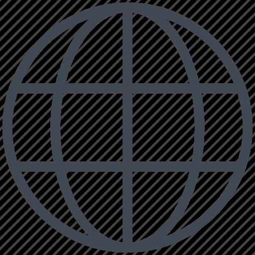 business, earth, global, globe, international, location, world icon