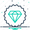 diamond, guarantee, jewellery, ornament, pawnshop, premium quality, shining