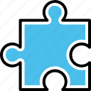 internet, marketing, organization, puzzle, seo, solutions, structure icon