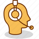call, centre, customer, headphones, help, service, support icon