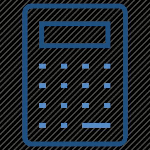 calculation, calculator, counting, machine, math icon