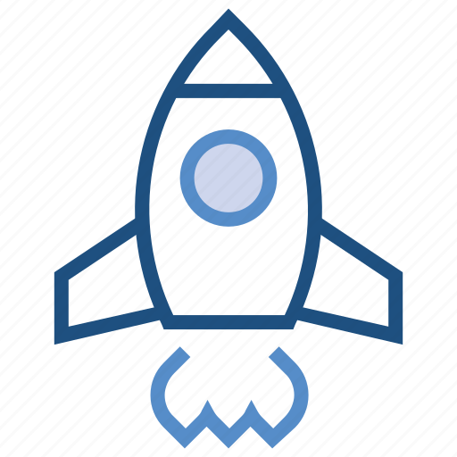 launch, rocket, space, space ship icon