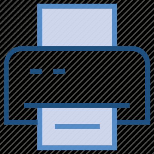 device, fax, output, print, printer, printing, technology icon