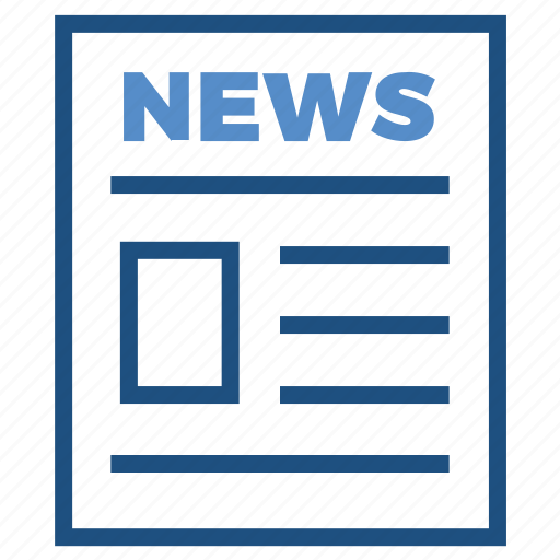 news, newspaper, press, reading, report, subscribe icon