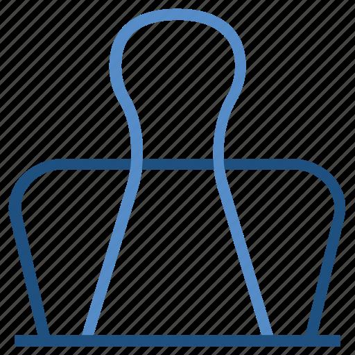binder, clamp, clamp clip, clip, paper clamp, paper clip icon