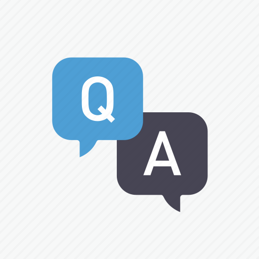 business, contact, faq, help, inquiry, question, support icon