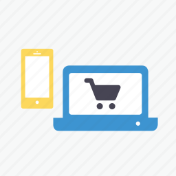 business, cart, cash, online, selling, shop, shopping icon