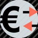 activity, euro, uk icon