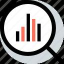 data, graphic, search