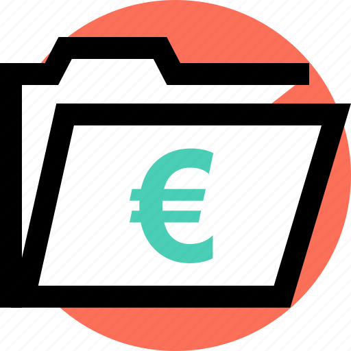 Euro, save, sign icon - Download on Iconfinder on Iconfinder
