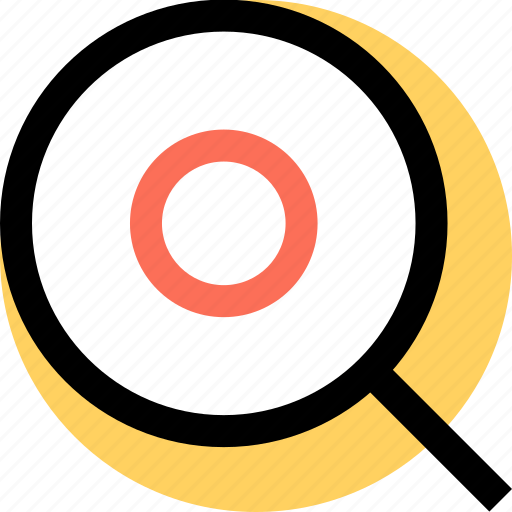 Glass, look, magnifying icon - Download on Iconfinder