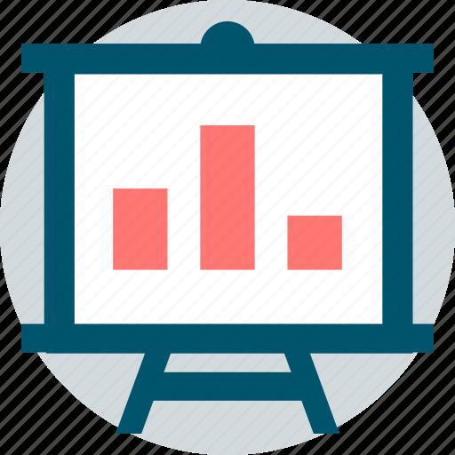 bars, business, data, web icon