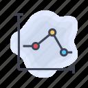analytics, business, chart, graph