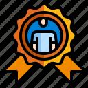 achievement, business, victory, winner icon