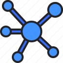 network, connection, marketing, multi, channel