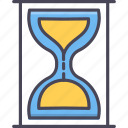 hourglass, sandglass, clock, schedule, stopwatch, time, timer