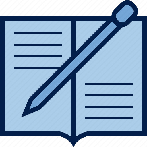 business, finance, logs, notes, office, register, seo icon