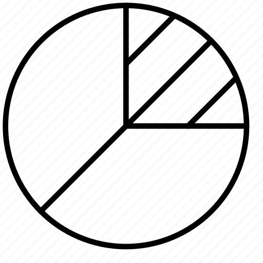 business, chart, finance, finances, graph, marketing, pie chart icon