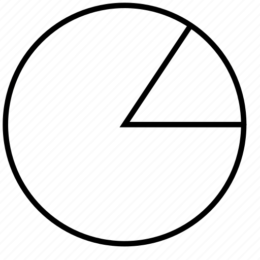business, chart, finance, graph, marketing, money, pie chart icon