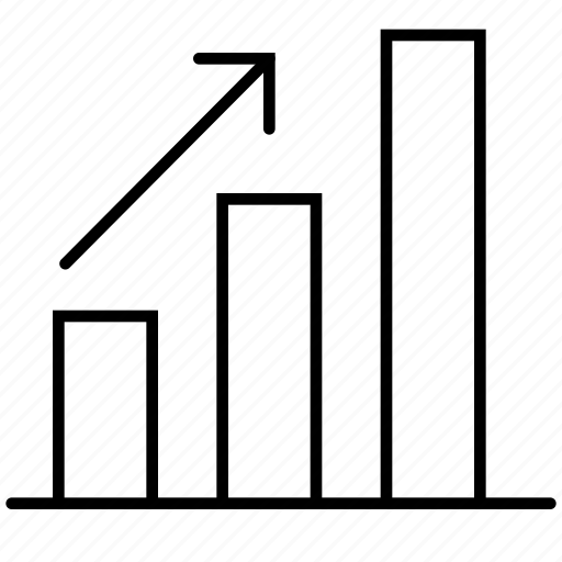 analysis, analytics, chart, diagram, graph, growth, statistics icon