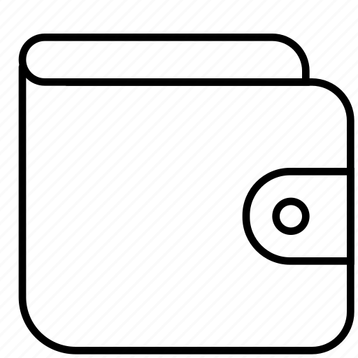 Business, money, purse, cash, wallet, pay, coin icon