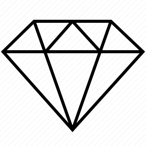 diamond, fashion, jewel, jewelry, luxury, money, wealth icon