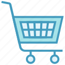 business, business & finance, buy, cart, shopping, shopping cart icon