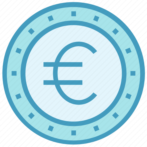 business, business & finance, coin, euro, euro coin, money icon