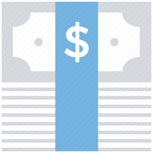 business, cash, dollar, dollar notes, finance, money, notes icon